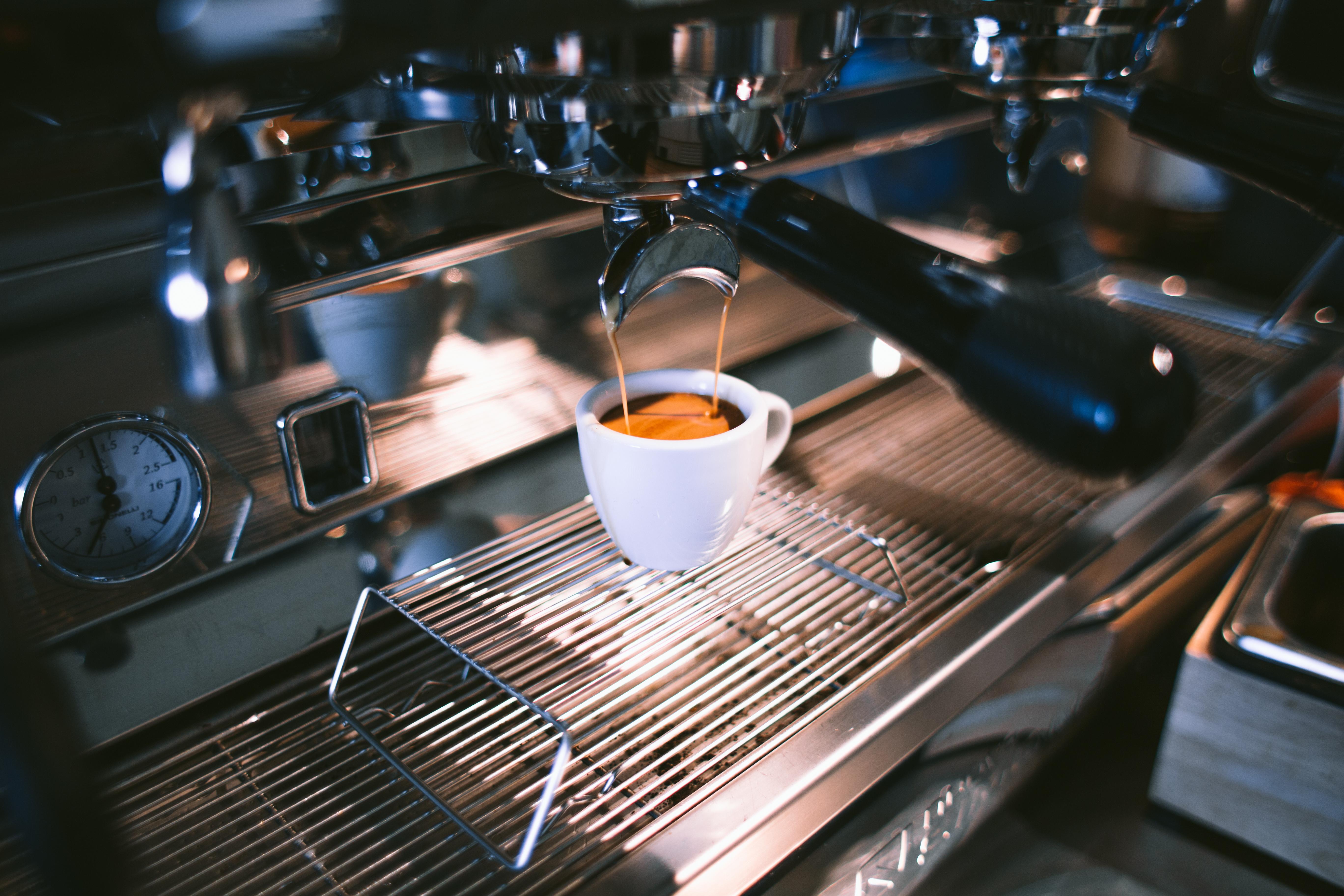 Koffie apparaat