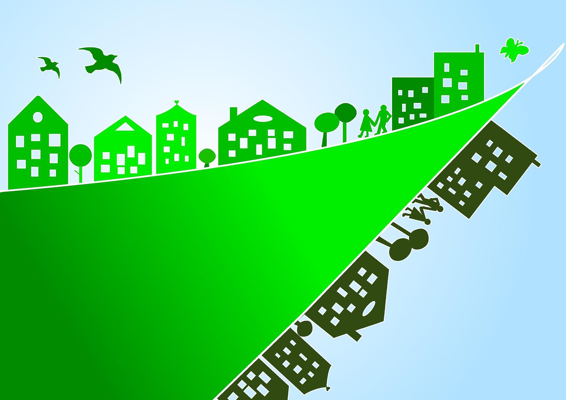 Milieuvriendelijke werkvloer