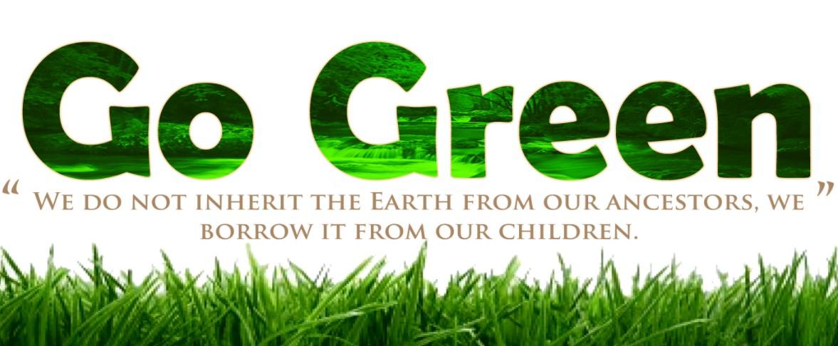 groene werkomgeving