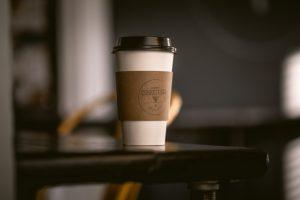 koffiebeker karton